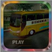 Bus Simulator Bismania icon