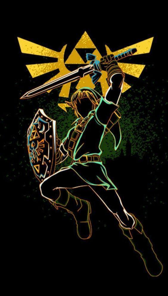 Hero Zelda Wallpaper For Android Apk Download