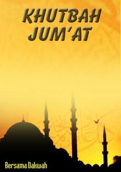 Khutbah Jum'at Lengkap poster