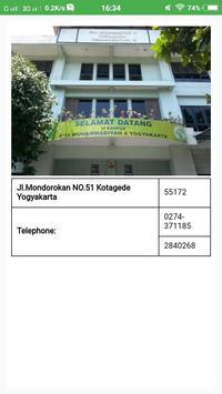 SMA Muhammadiah 4 Yogyakarta screenshot 2