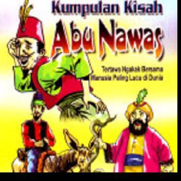 Dongeng Abu Nawas Lengkap poster