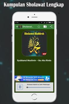 Sholawat Hadroh screenshot 3