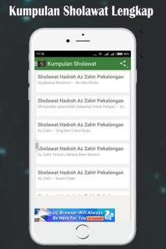 Sholawat Hadroh screenshot 5