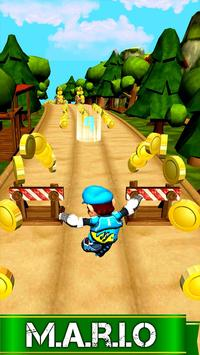Hello: Subway Neighbor Surf screenshot 2