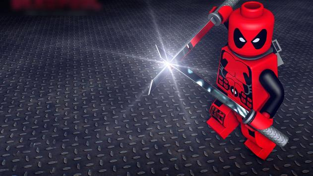 Halloween lego Undead Hero screenshot 1
