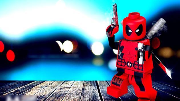 Halloween lego Undead Hero screenshot 2