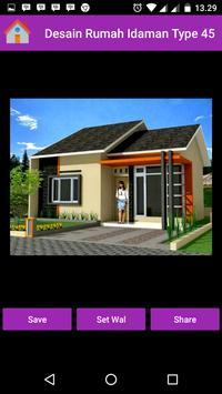 Desain Rumah Idaman Type 45 screenshot 3