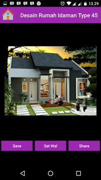 Desain Rumah Idaman Type 45 screenshot 1