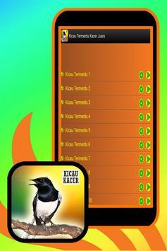 101 Kicau Termerdu Kacer Juara screenshot 2