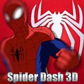 Spider Dash 3D World Adventure icon