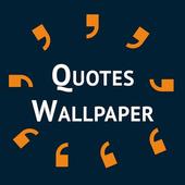 Quotes Wallpaper - quotes app icon