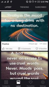 Quotes Wallpaper - quotes app poster