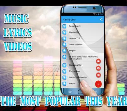 Canserbero - Top Musica screenshot 1