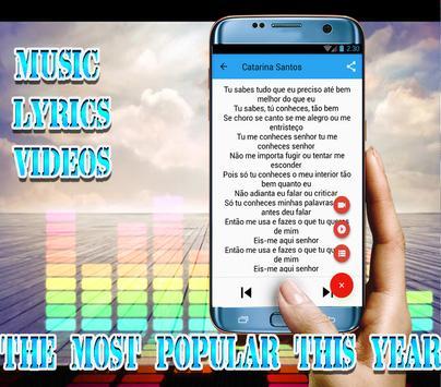 Catarina Santos - Top Musica screenshot 2