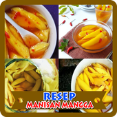 Resep Manisan Mangga icon