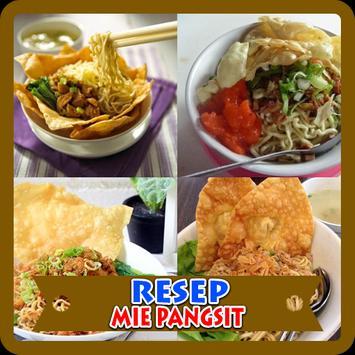 Resep Mie Pangsit poster