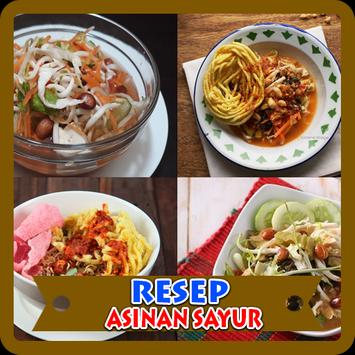 Resep Asinan Sayur screenshot 1