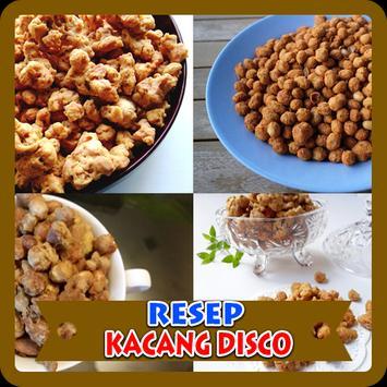 Resep Kacang Disco screenshot 1
