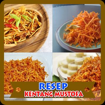 Resep Kentang Mustofa screenshot 1