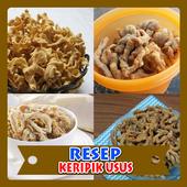 Resep Keripik Usus icon