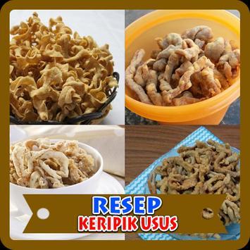 Resep Keripik Usus screenshot 2