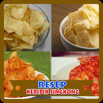 Resep Keripik Singkong Renyah screenshot 1