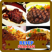 Resep Steak Sapi icon