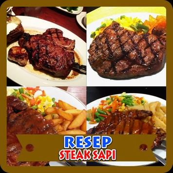 Resep Steak Sapi screenshot 1