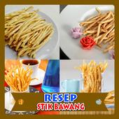 Resep Stik Bawang icon