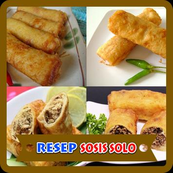Resep Sosis Solo screenshot 1