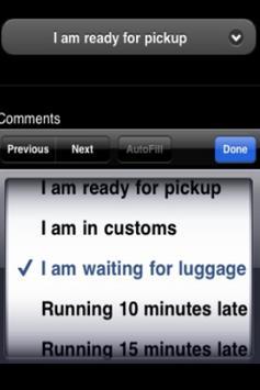 B Up Limousine Service apk screenshot