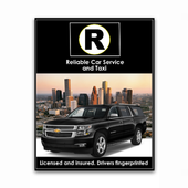 ​Reliable Car Service and Taxi icon