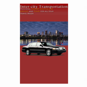 Intercitytransportation icon