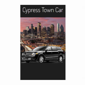 Cypress Town Car icon