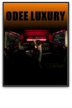 Odee Luxury Limo Car & airport poster