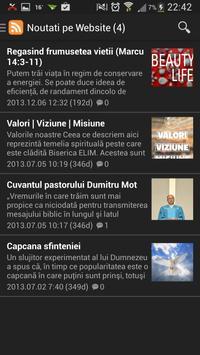Biserica Carpati Cluj apk screenshot