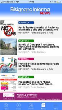 Bisignano Informa screenshot 2