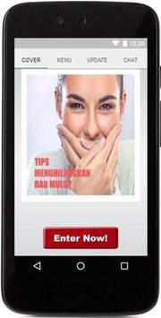 Tips Menghilangkan Bau Mulut poster