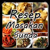 Resep Masakan Sunda icon