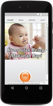 Kumpulan Resep Masakan Bayi poster