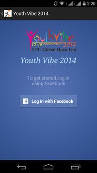Youth Vibe 2014 poster