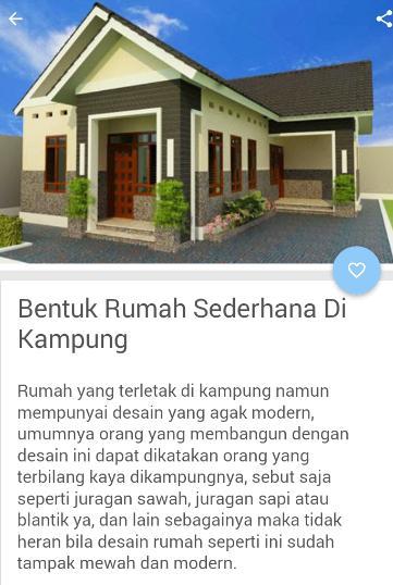 Model Rumah Sederhana Terbaru For Android Apk Download