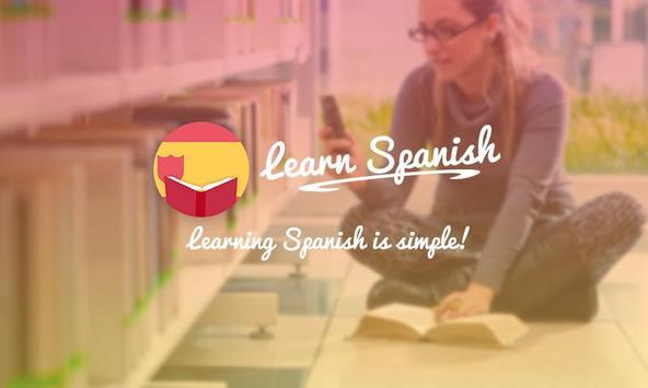 Language Learner Spanish Free poster