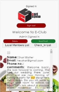 CafeSquad Loyal-Club apk screenshot
