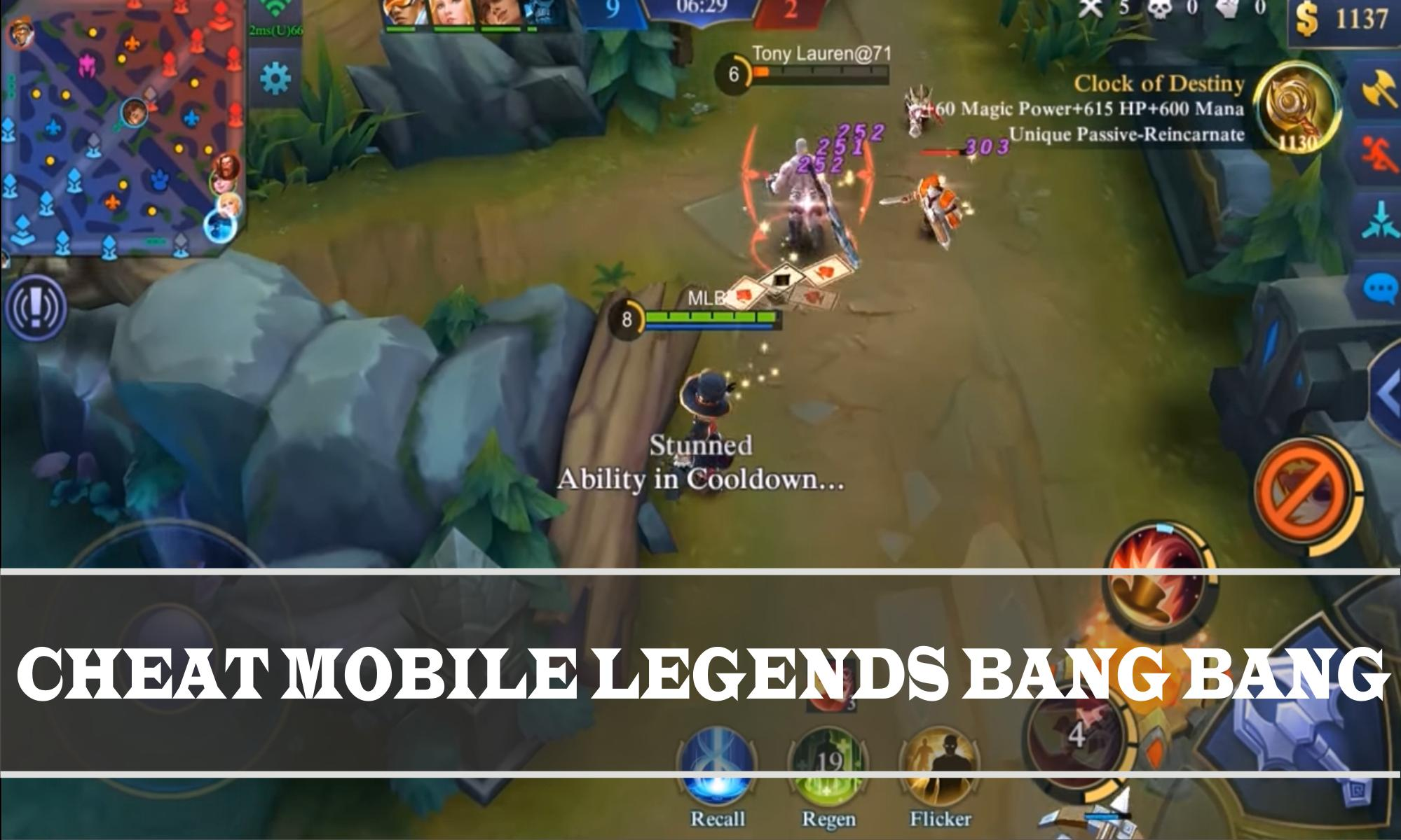 PRO Mobile Legends Bang Bang Cheat for Android - APK Download