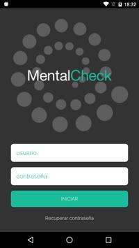 MentalCheck poster
