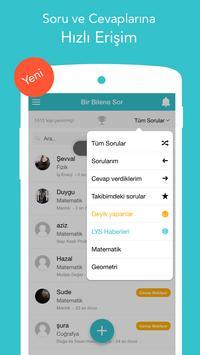 Bir Bilene Sor - YKS, YGS ,LYS, KPSS, DGS, ALES apk screenshot