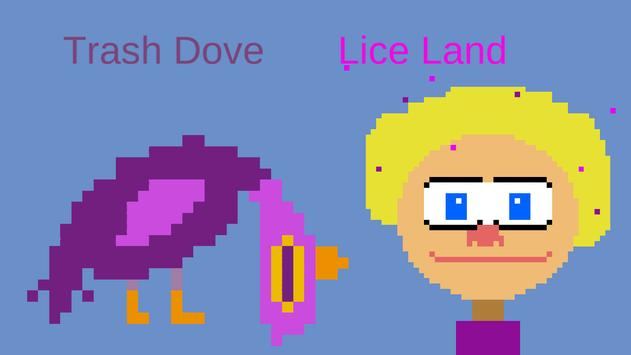 Trash Dove Lice Land screenshot 3