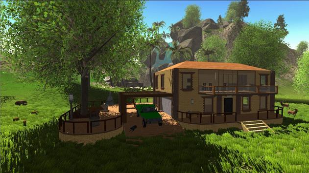 Ocean Is Home: Survival Island captura de pantalla 10
