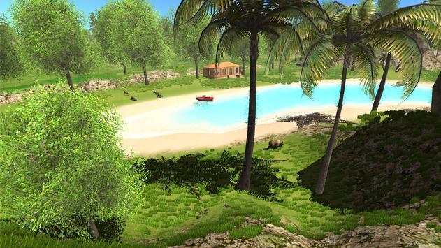 Ocean Is Home: Survival Island captura de pantalla 1